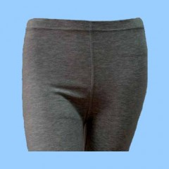 CAV0992 - Girls Grey Spandex Short (To be worn under the skirt CAV 9016)