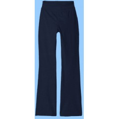 POM8118 Junior Navy Stretch Yoga Pant