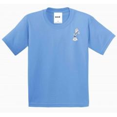PJ412 Blue Short Sleeve T-Shirt