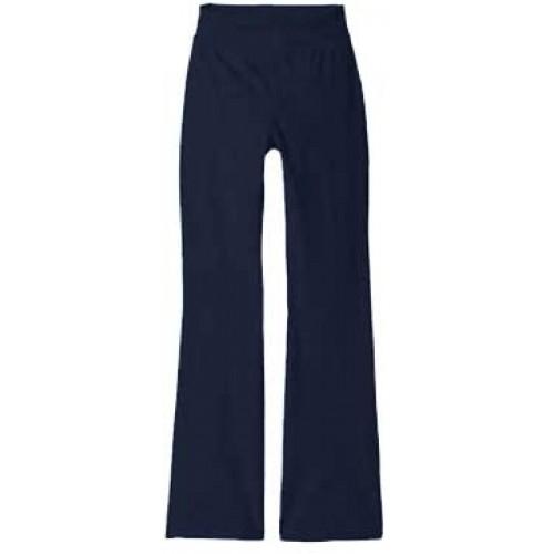 PJ1080 Navy Stretch yoga style Pant - OPTIONAL WEAR