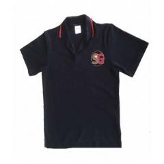 SG1006  Black Urban Style Polo