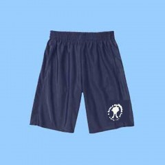 MMM405 -Navy Dazzle High School Gym Short